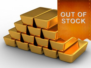 Gold-Shortage