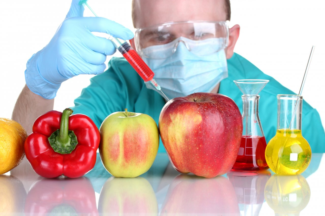 genetically engineered food facts: