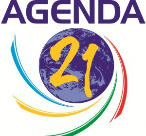 agenda-21-símbolo-agenda-verde-farsa