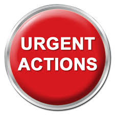 urget action