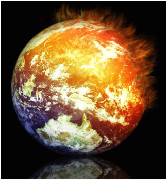 Hot earth