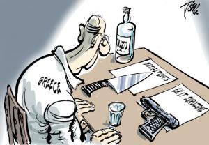 Greece's dilemma