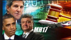 Top behind MH17 disaster