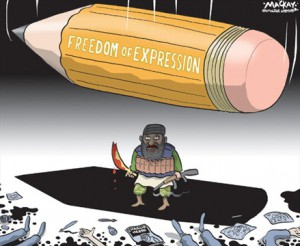 Freedom and expression