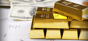 Gold is running out