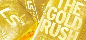 Gold rush on its way