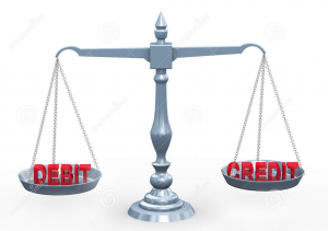 Debit:Credit balanced