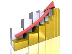Stratopheric prices gold and silver
