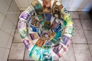 Final days of paper currencies