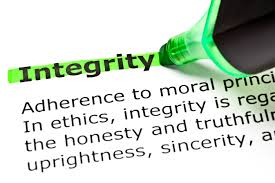Retrun on Integrity