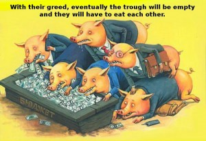 banksters pigs at the EU trough
